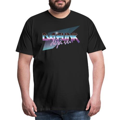 Da Funk Déjà Vu - Männer Premium T-Shirt