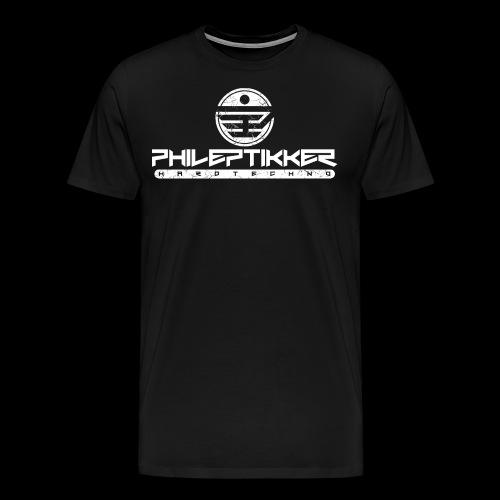 Phileptikker (black) - Männer Premium T-Shirt