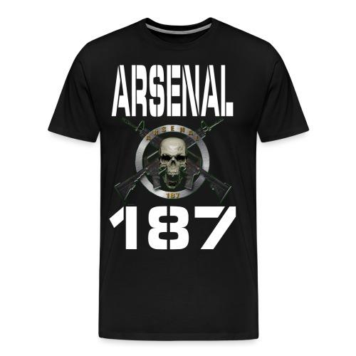 187 polis 2 ecart - T-shirt Premium Homme