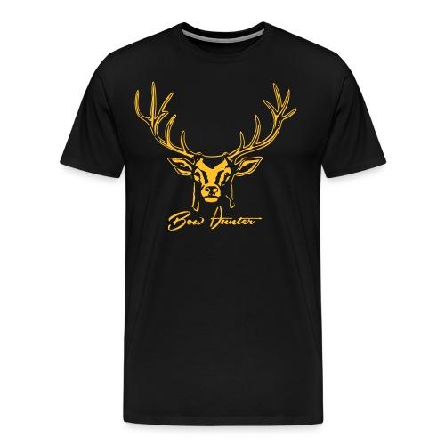 hirsch bow hunter - Männer Premium T-Shirt