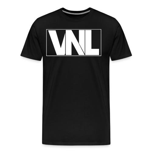 Venel Tshirt Weiß png - Männer Premium T-Shirt