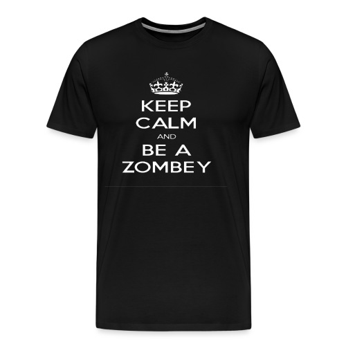 MiningZombey Merch Store - Männer Premium T-Shirt