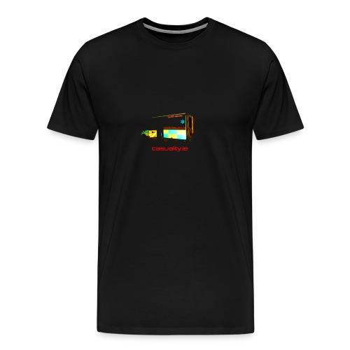 maerch print ambulance - Men's Premium T-Shirt