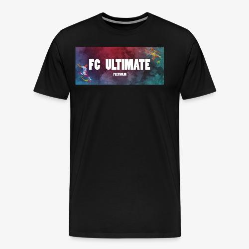 FC Ultimate, Peetholm - Herre premium T-shirt