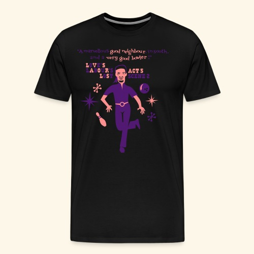 A Very Good Bowler - Männer Premium T-Shirt