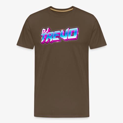 DJ Trevo 80's - Maglietta Premium da uomo