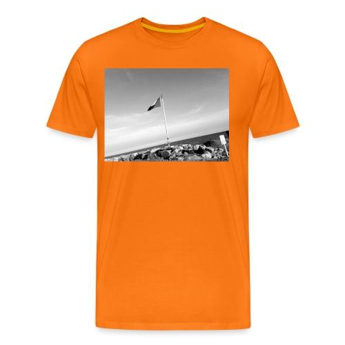 Beach feeling - Männer Premium T-Shirt