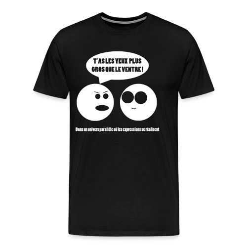tshirt3 png - T-shirt Premium Homme