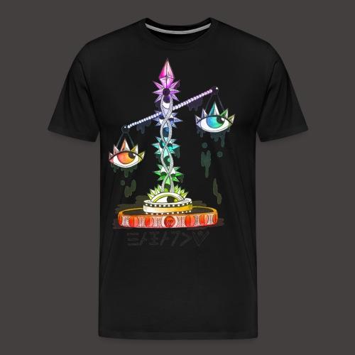 Balance multi-color - T-shirt Premium Homme
