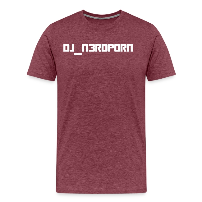 DJ N3rdPorn White