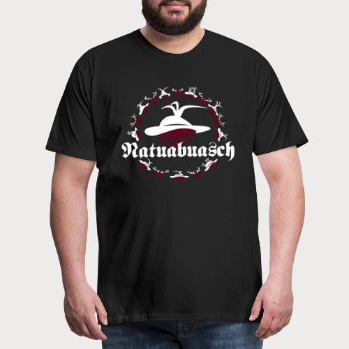 Natuabuasch - Männer Premium T-Shirt