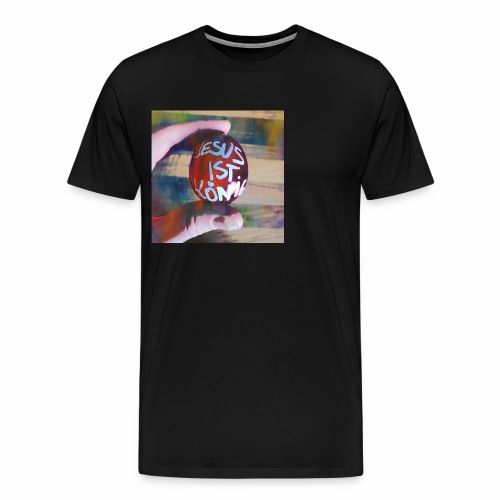 Jesus ist König - Männer Premium T-Shirt