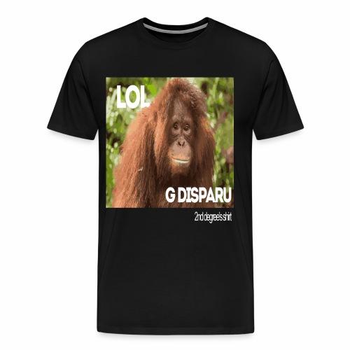 Lol G Disparu - T-shirt Premium Homme