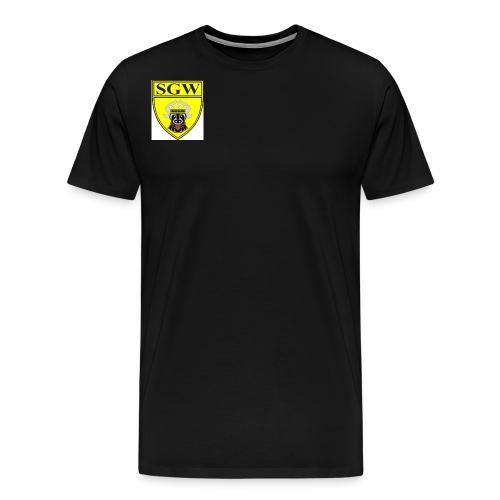 SGW LOGO jpg - Männer Premium T-Shirt