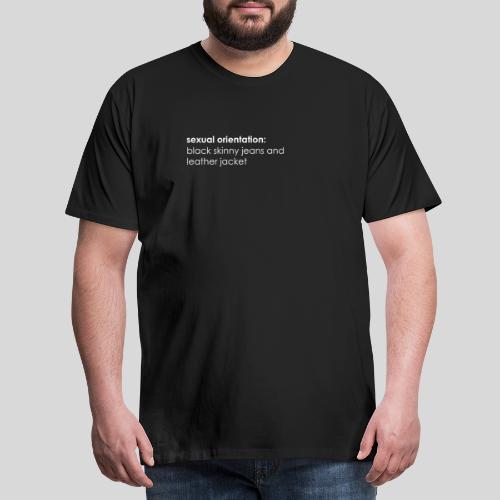 Sexual Orientation - Männer Premium T-Shirt