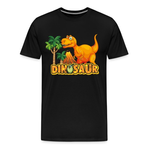 My Friend Dino - Camiseta premium hombre