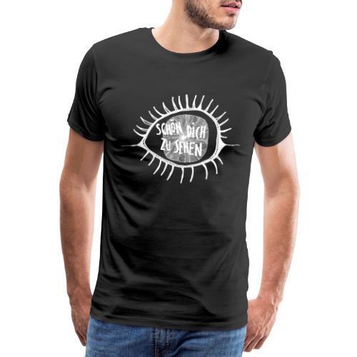 auge inv - Männer Premium T-Shirt