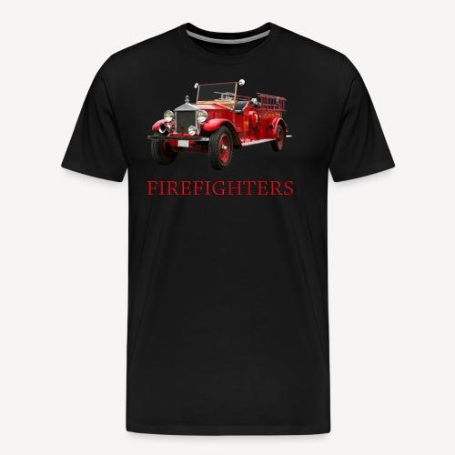 FIREFIGHTERS - Maglietta Premium da uomo