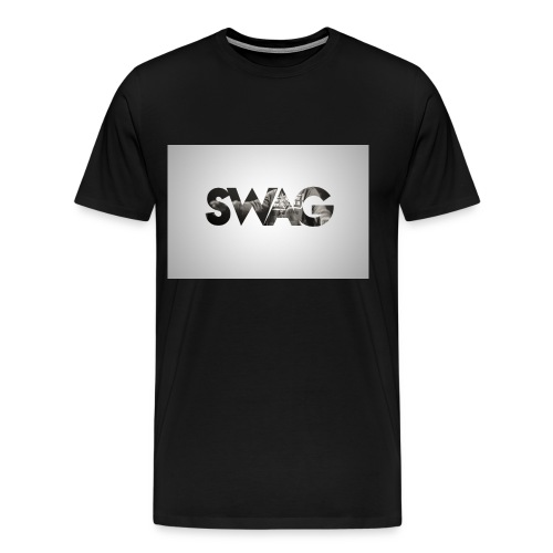 _SWAG CAMS - T-shirt Premium Homme