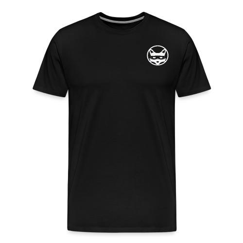 Swift Black and White Emblem - Mannen Premium T-shirt