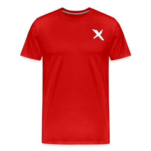 X-v02 - Camiseta premium hombre