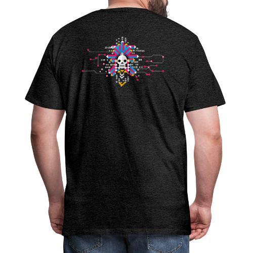 NUIT DU HACK SKELETON - T-shirt Premium Homme
