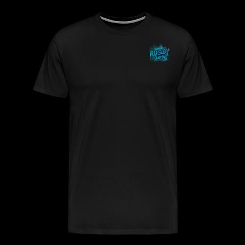 Rugby Zone™ Merchandise - Men's Premium T-Shirt