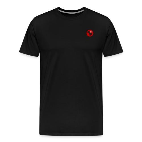 PP911 official logo - Miesten premium t-paita