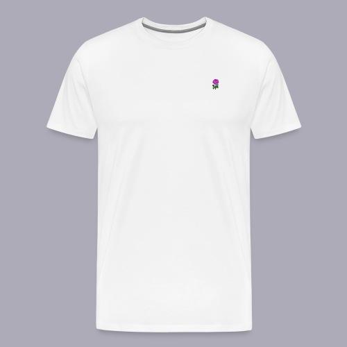 Landryn Design - Pink rose - Men's Premium T-Shirt