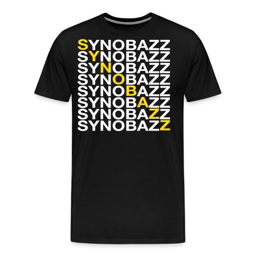 synobazz t shirt - Männer Premium T-Shirt