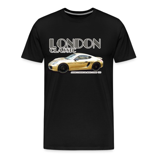 London Classic - Men's Premium T-Shirt