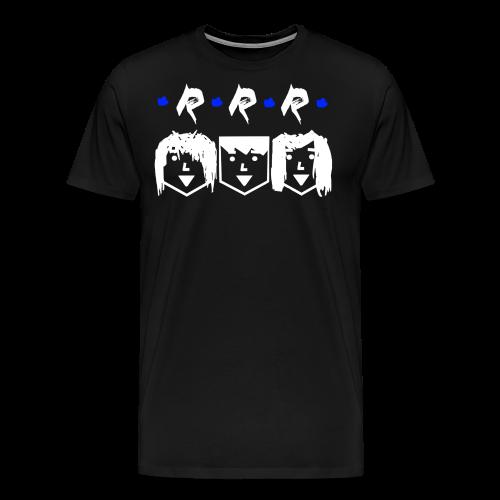RRR - Heads (Für Schwarze Kleidung) - Männer Premium T-Shirt