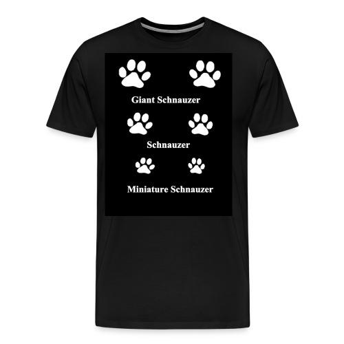 Snautserit - Miesten premium t-paita
