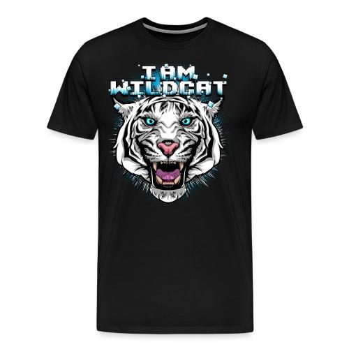 Wildcat TShirt - Men's Premium T-Shirt