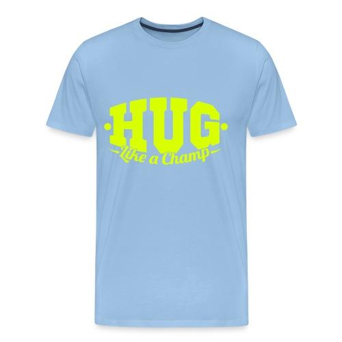 Hug500 - Männer Premium T-Shirt