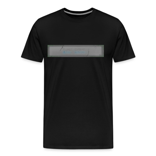 RUNIC_GARMZ - Men's Premium T-Shirt