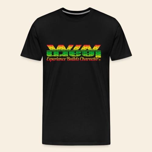 The Weed Logo Tee - Mannen Premium T-shirt