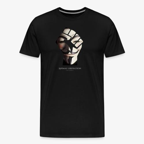 Foot soldier - Men's Premium T-Shirt