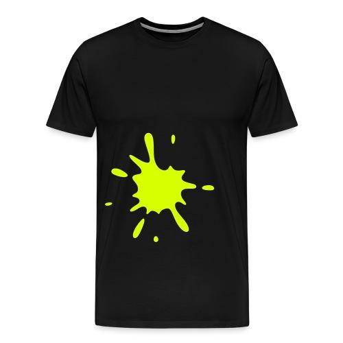 Red Splatter - Men's Premium T-Shirt
