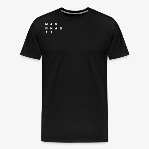 Madnarts Logo - T-shirt Premium Homme