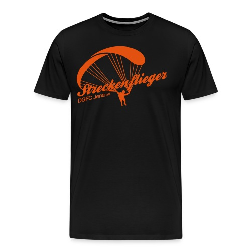 streckenflieger - Männer Premium T-Shirt