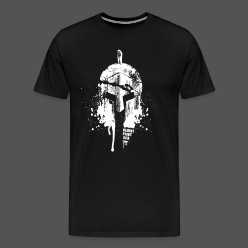 Fear Is for the Fearful - Männer Premium T-Shirt