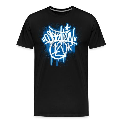 s12 - Herre premium T-shirt