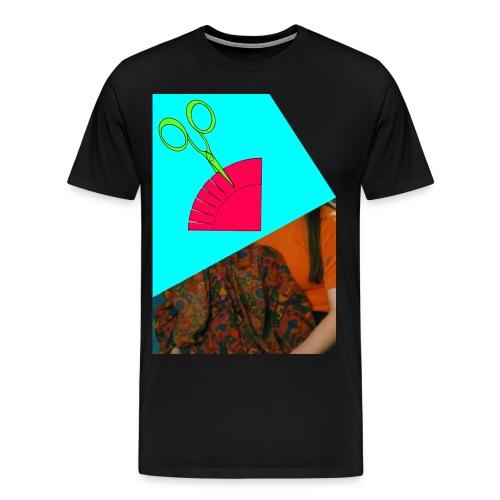 Fotoalbum - Männer Premium T-Shirt