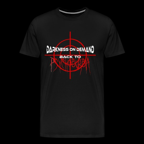 DoD Back to Psychoburbia - Männer Premium T-Shirt