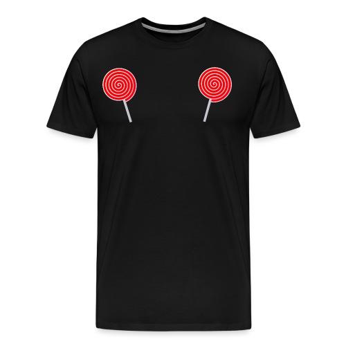 lollipop - Maglietta Premium da uomo