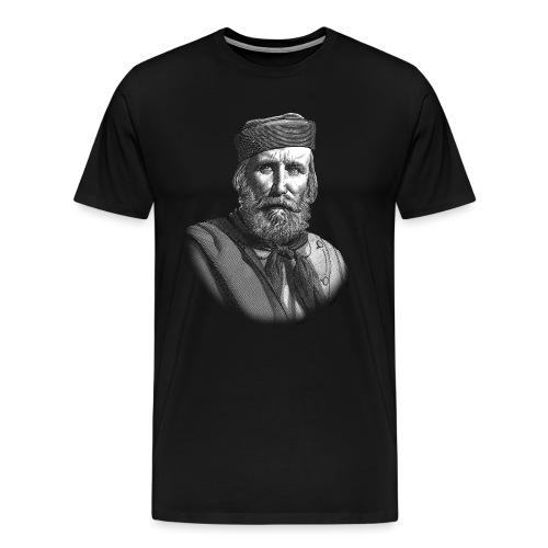 TSHIRT GARIBALDI - Maglietta Premium da uomo