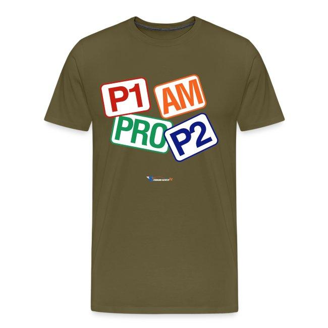 """T-Shirt Premium Homme """"Catégories"""""""