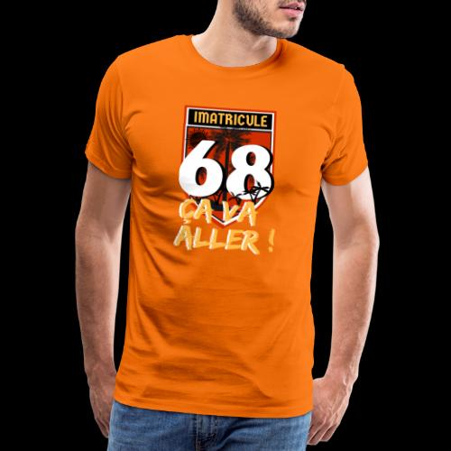 mulhouse colmar 68 Ça va aller - T-shirt Premium Homme
