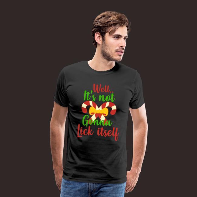 Weihnachten   lecken Zuckerstange Masche xmas